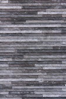 Textura de ladrillo moderno en tonos grises. fondo. diseño al aire libre.