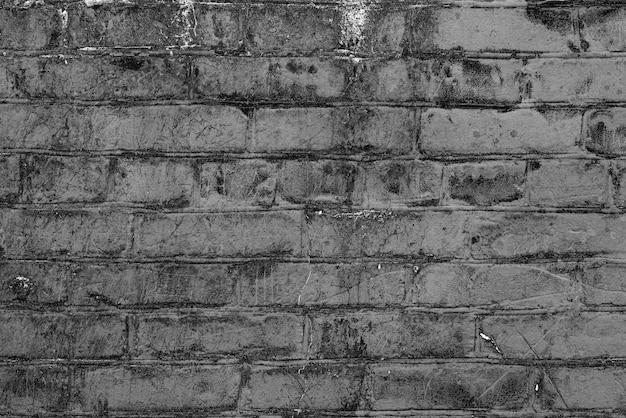 Textura, ladrillo, pared de fondo. textura de ladrillo con arañazos y grietas