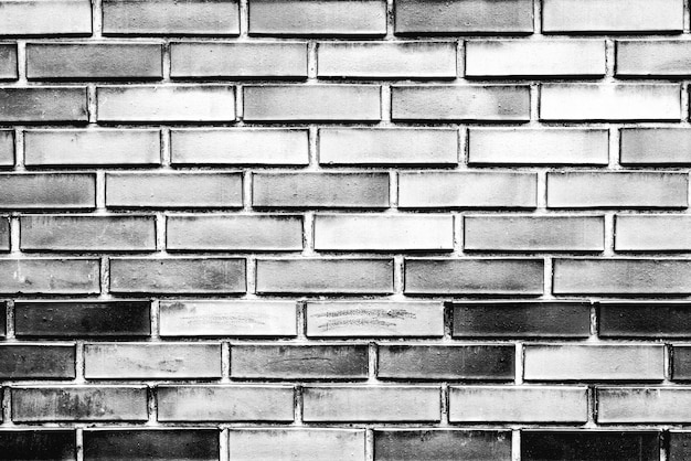 Textura, ladrillo, pared, se puede utilizar como fondo. textura de ladrillo con arañazos y grietas.