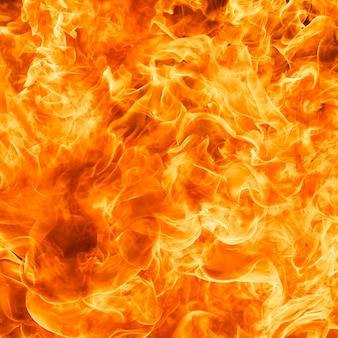 Textura de llama de fuego de fuego