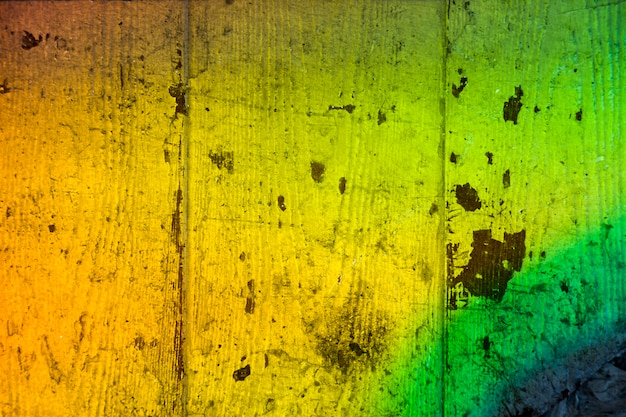 Textura de madera colorida