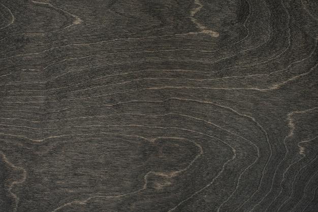 Textura de madera de ébano de primer plano
