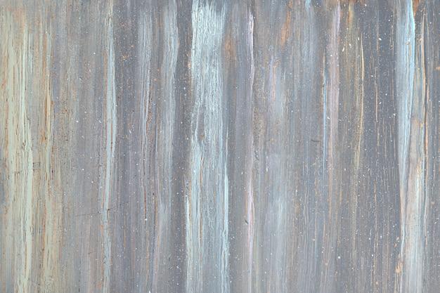 Textura de madera gris con pintura arrugada, superficie envejecida grunge