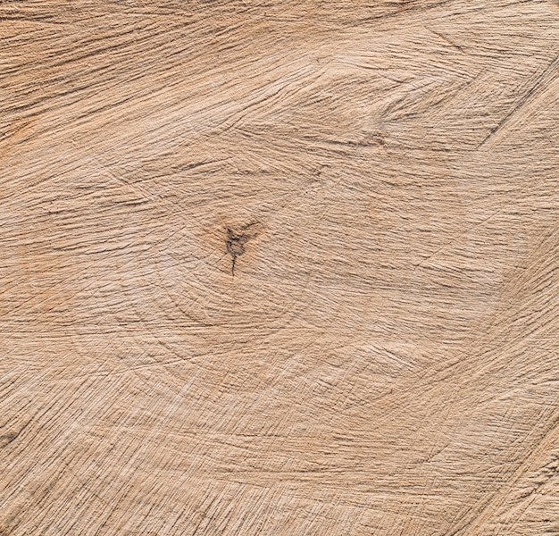 Textura de madera en el lugar de corte.