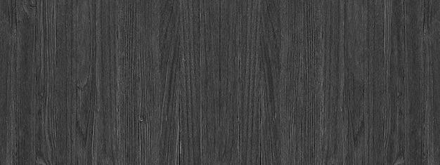 Textura de madera negra, superficie de mesa de madera vacía o pared