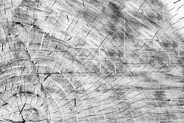 Textura, madera, pared de fondo. textura de madera con arañazos y grietas.