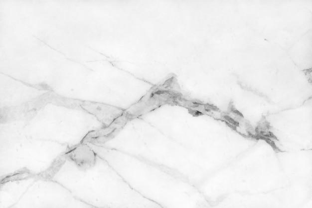 Textura de mármol gris blanco con alta resolución, vista superior del piso de piedra de baldosas naturales en un patrón de brillo sin costuras de lujo para decoración interior y exterior.