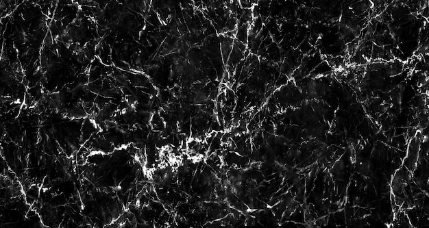 Textura de mármol negro natural para el fondo lujoso del papel pintado del azulejo de la piel, para el trabajo de arte del diseño. diseño de telón de fondo de interiores de pared de arte de cerámica de piedra. mármol con alta resolución