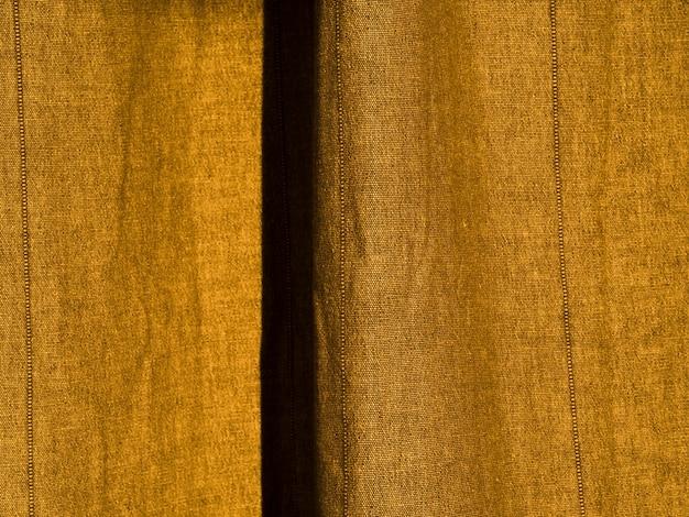 Textura de material colorido de primer plano