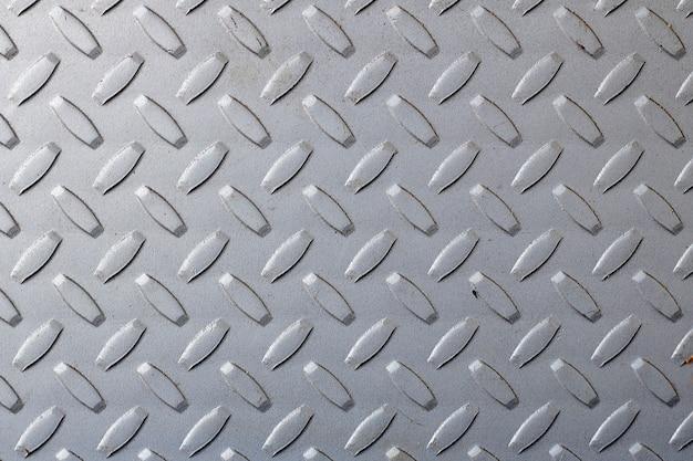 Textura de metal gris industrial