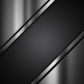 Textura metálica con líneas