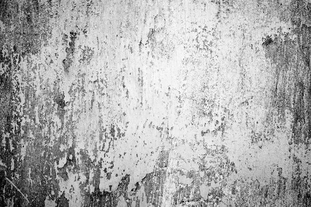 Textura de un muro de hormigón con fondo de grietas y arañazos