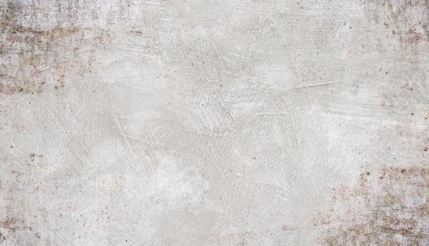 La textura del muro de hormigón