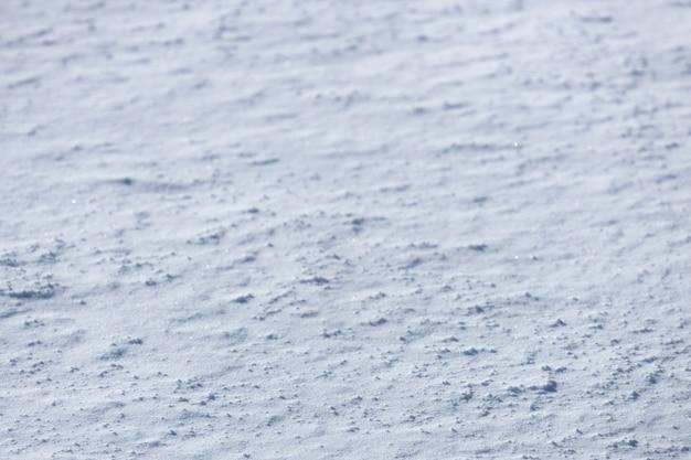 Textura nevada. antecedentes para el diseño. invierno. foto de alta calidad