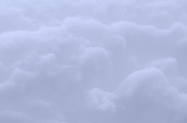 Textura de nieve con perspectiva. textura de nieve de invierno