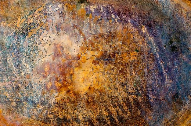 Textura oxidada