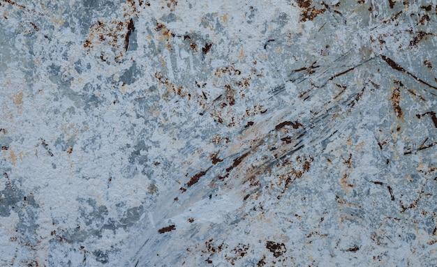 Textura de óxido de hierro de metal viejo