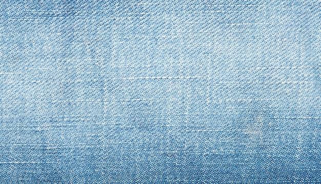 Textura de pantalones vaqueros azules