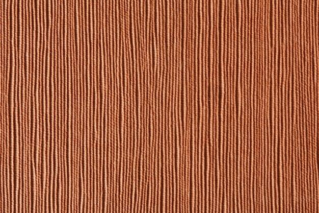 Textura de papel arrugado marrón claro, fondo. foto de alta resolución.
