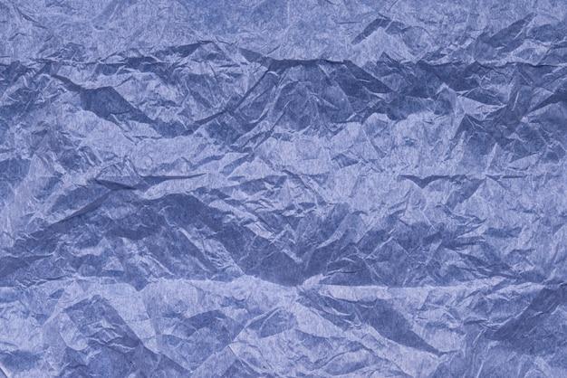Textura de papel artesanal arrugado blanco, fondo