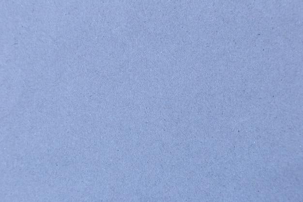 Textura de papel azul reciclado o fondo de papel