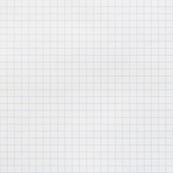 Textura de papel cuadriculado