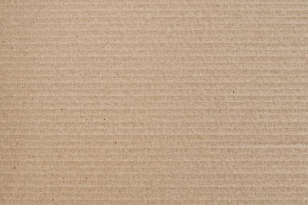 Textura de papel marrón kraf
