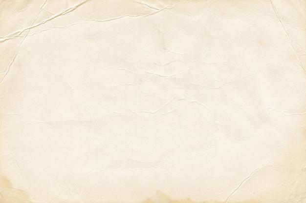 Textura de papel de pergamino antiguo grunge