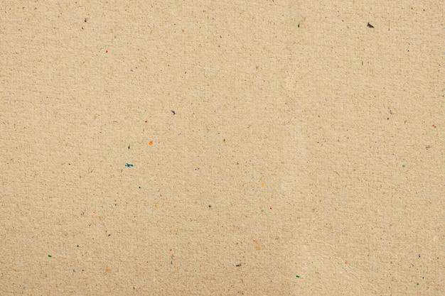 Textura de papel reciclado marrón