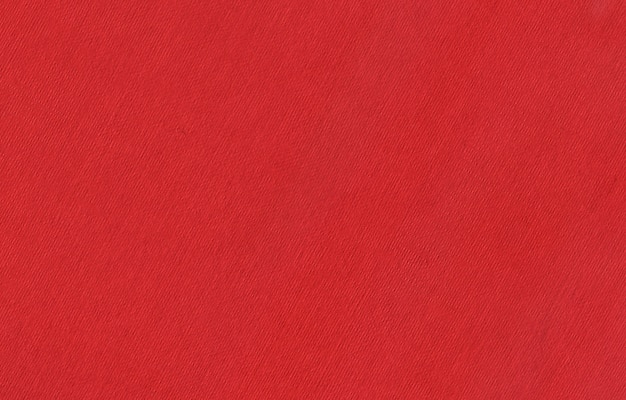 Textura de papel rojo