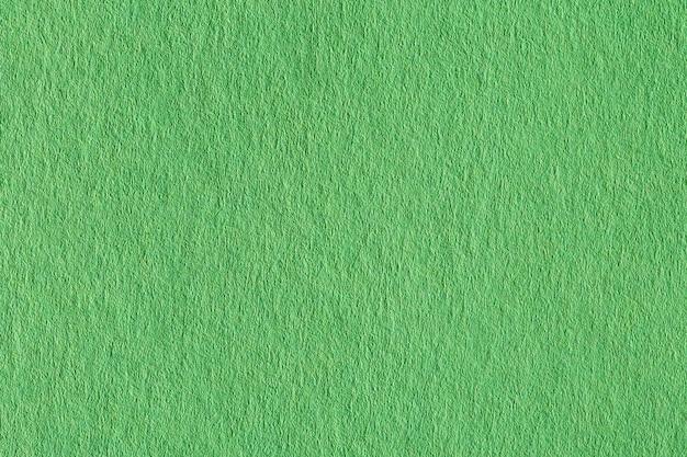 Textura de papel verde. fotografía macro natural de alta resolución.
