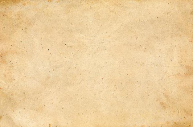 Textura de papel viejo, fondo de papel vintage