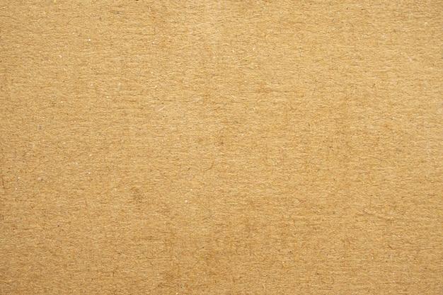 Textura de papel vintage reciclado marrón antiguo