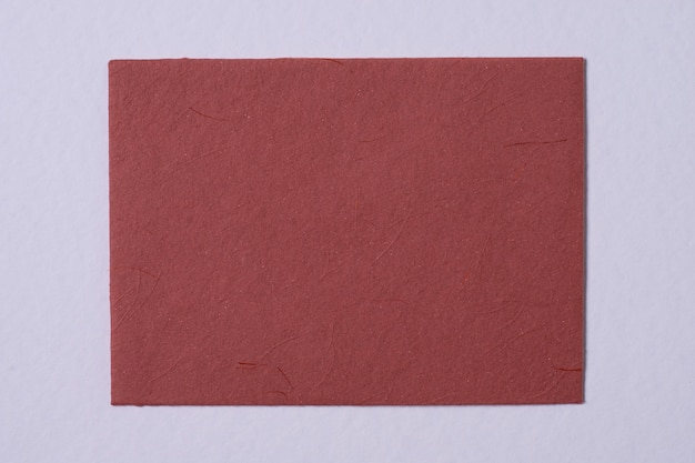 Textura de papel de vista superior