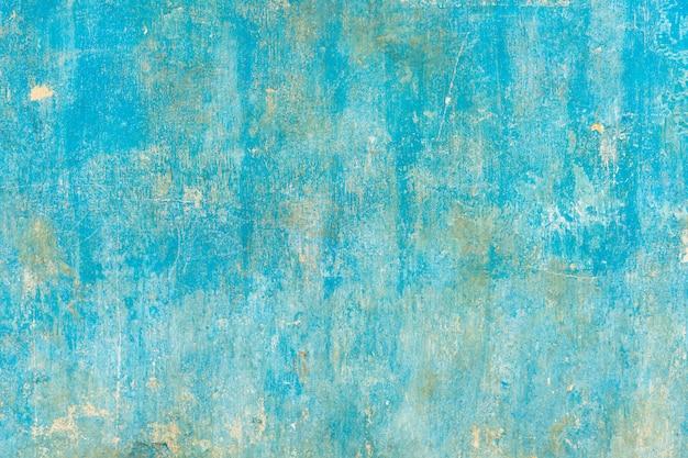 Textura de pared azul grunge