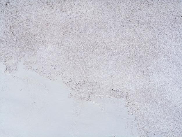 Textura de la pared blanca