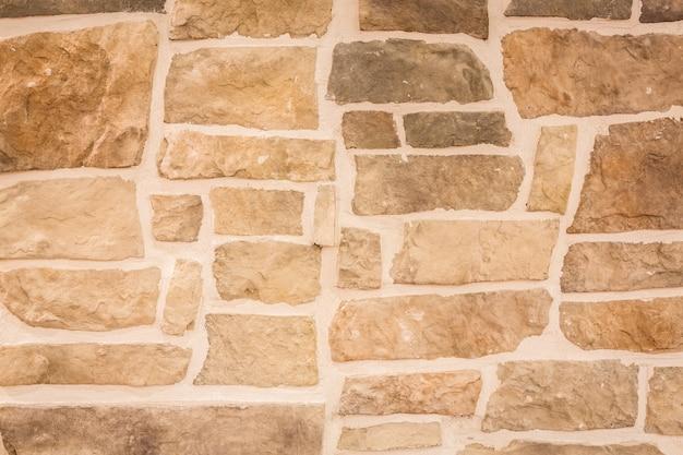 Textura de pared de bloques de piedra