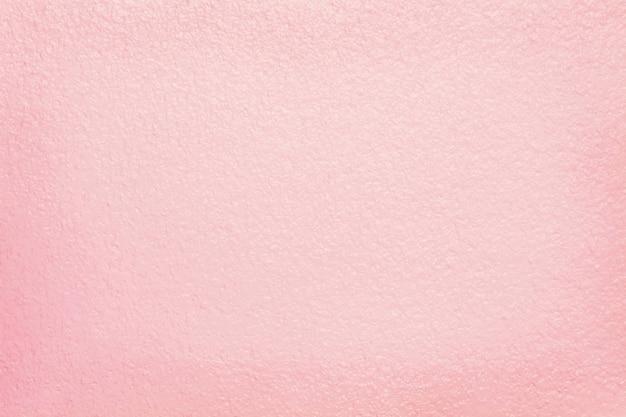 Textura de pared de cemento de hormigón rosa claro para el fondo