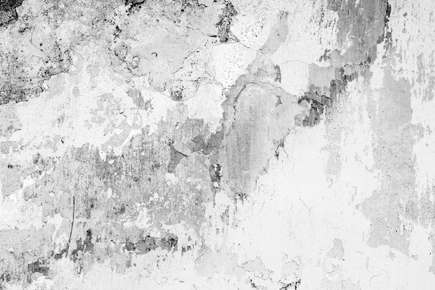 Textura, pared, hormigón, se puede utilizar como fondo. fragmento de pared con arañazos y grietas.