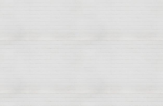 Textura de pared de ladrillo blanco