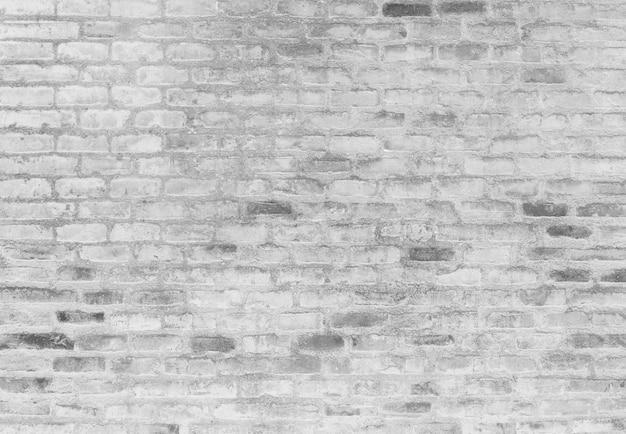 Textura de pared de ladrillos dañada