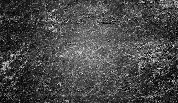 Textura de pared negra de piedra