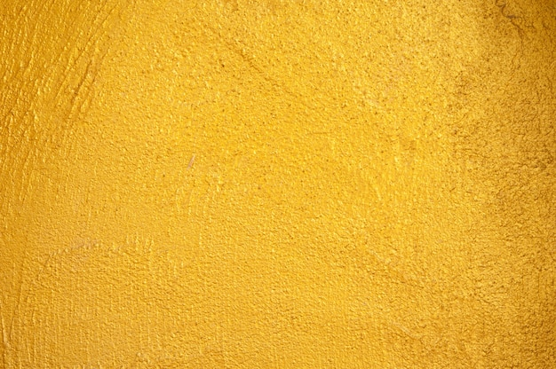 Textura de pared rugosa amarilla