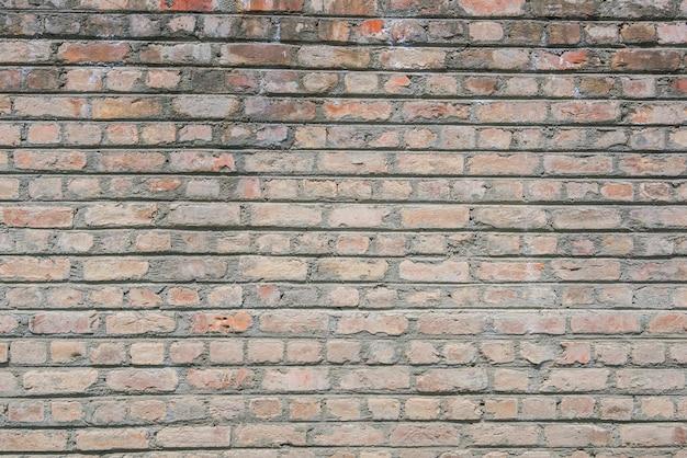 Textura del patrón de la pared de ladrillo.