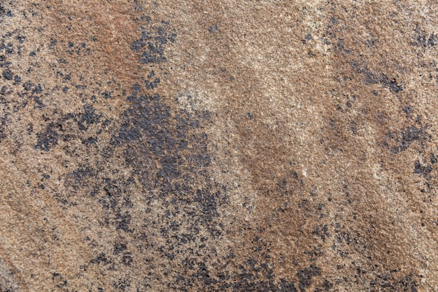 Textura de piedra natural marrón.