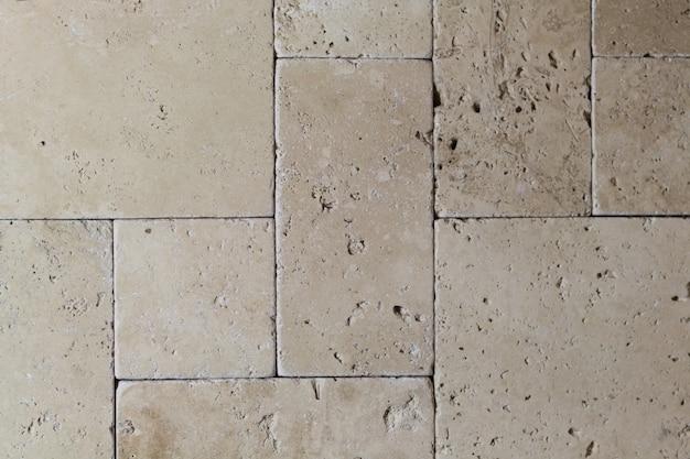 La textura de la piedra natural.
