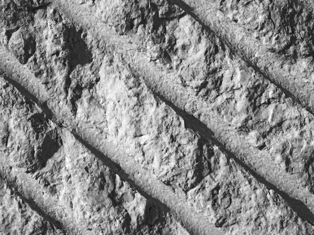 Textura piedra negra