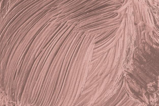 Textura de pintura de aceite rosa