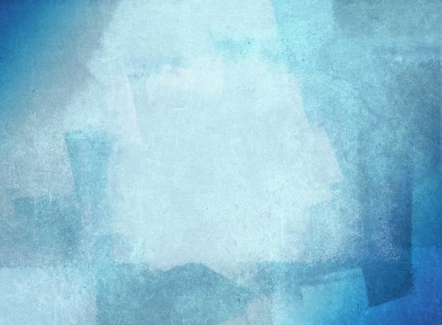 Textura de pintura azul