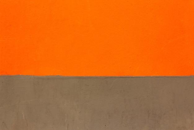 Textura de pintura marrón y naranja. fondo con espacio para texto.